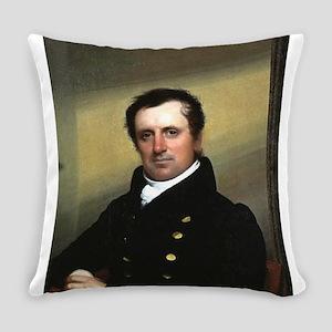 james fenimore cooper Everyday Pillow