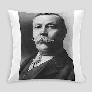 arthur conan doyle Everyday Pillow