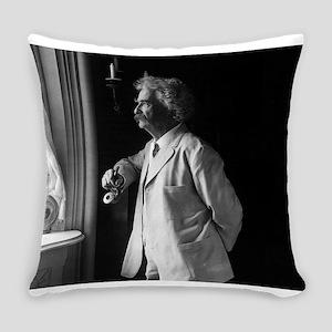 mark twain Everyday Pillow