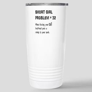 Short Girl #32 Stainless Steel Travel Mug