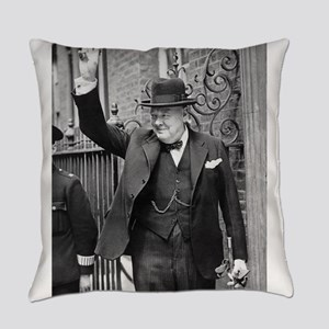 winston churchill Everyday Pillow