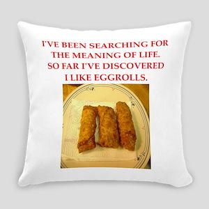 egg roll Everyday Pillow