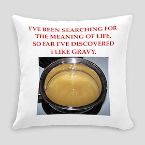 gravy Everyday Pillow