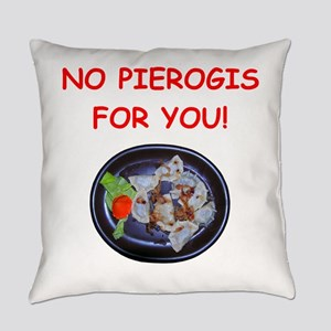 pierogis Everyday Pillow