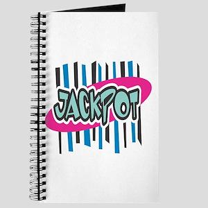 Jackpot (Pink & Blue) Journal
