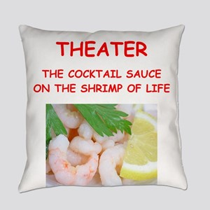 theater Everyday Pillow