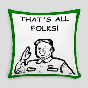 censorship Everyday Pillow