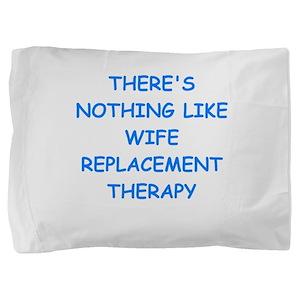 divorce Pillow Sham