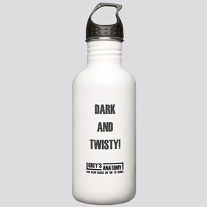 DARK & TWISTY Stainless Water Bottle 1.0L