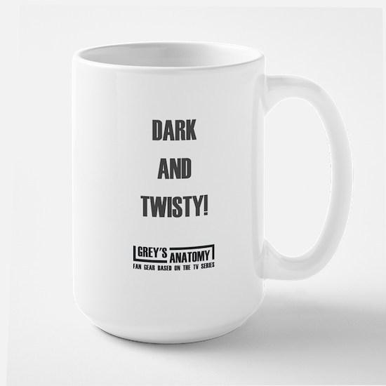 DARK & TWISTY Large Mug