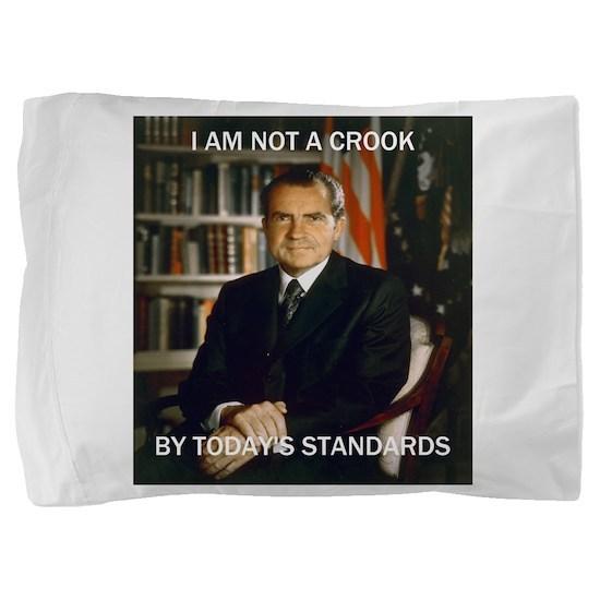 i am not a crook Pillow Sham