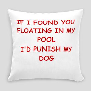 idiot Everyday Pillow