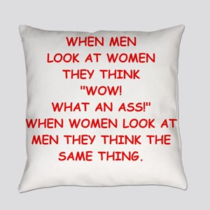 men and women Everyday Pillow