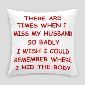husband Everyday Pillow