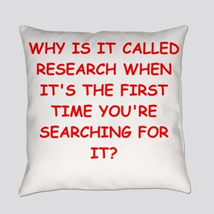 research Everyday Pillow