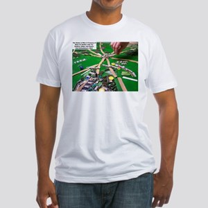 The Games of War 15 Fitted T-Shirt