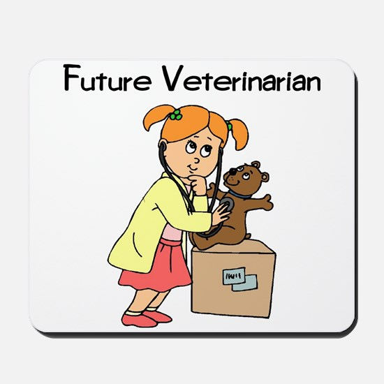 Future Veterinarian 2 Mousepad