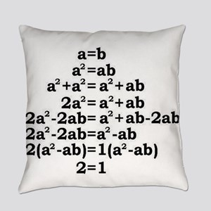 math genius Everyday Pillow