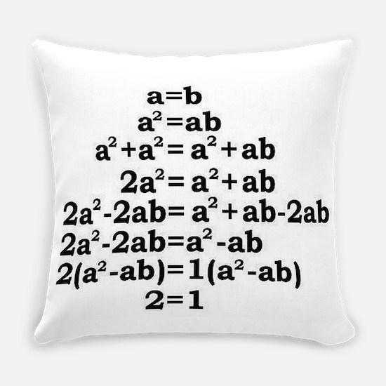 math genius Everyday Pillow