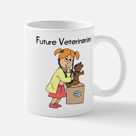 Future Veterinarian 2 Mug