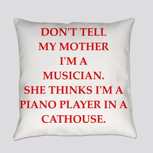 musician Everyday Pillow
