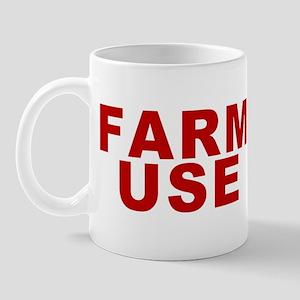Farm Use Mug