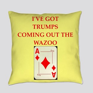 pinochle Everyday Pillow