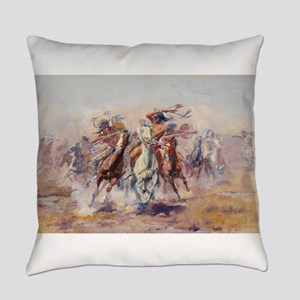 native americans Everyday Pillow