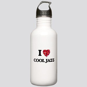 I Love My COOL JAZZ Stainless Water Bottle 1.0L