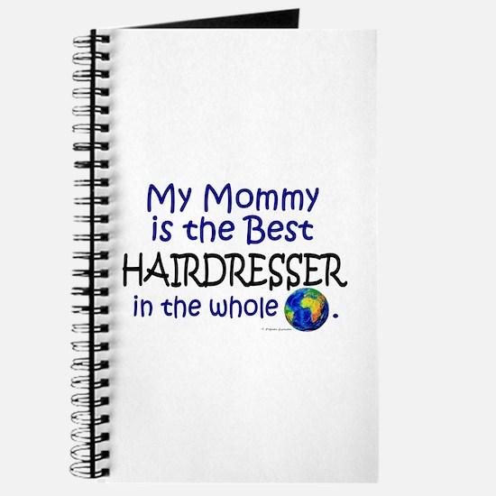 Best Hairdresser In The World (Mommy) Journal