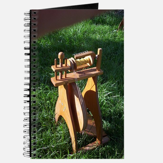 Clemes & Clemes Spinning Wheel Journal