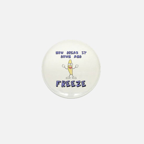 Funny Peanut butter and jelly Mini Button
