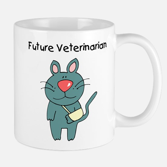 Future Veterinarian 3 Mug