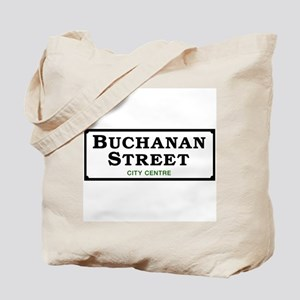 Buchanan St, Glasgow, UK Tote Bag