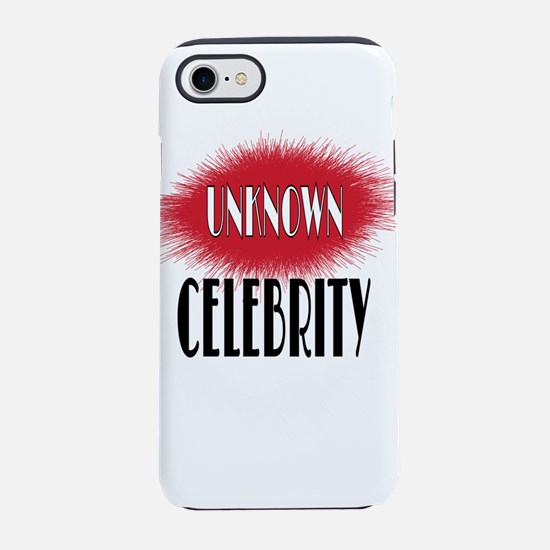 UNKNOWN CELEBRITY iPhone 8/7 Tough Case
