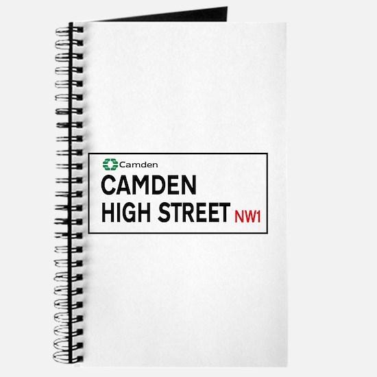 Camden High St, London, UK Journal