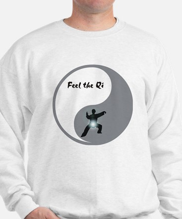 Feel the Qi Sweatshirt