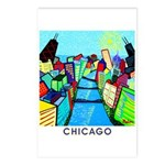 Chicago Riverview Postcards (Package of 8)