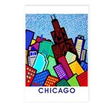 Sears Tower Postcards (Package of 8)