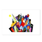 Chicago Wave Postcards (Package of 8)