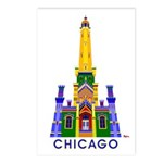 Water Tower Postcards (Package of 8)