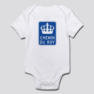 Chemin du Roy, Quebec, Canada Infant Bodysuit