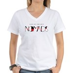 Nomads V-Neck Tee T-Shirt
