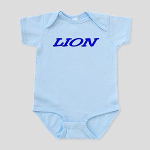 Lion Infant Bodysuit