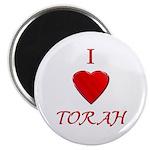 I Love Torah Magnet