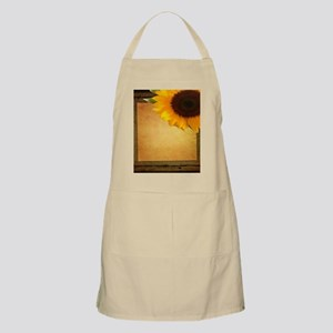 western country rustic sunflower Apron