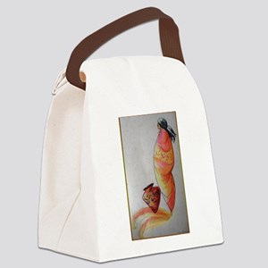 American Indian, art Canvas Lunch Bag