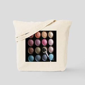 Eye Shadow Tote Bag
