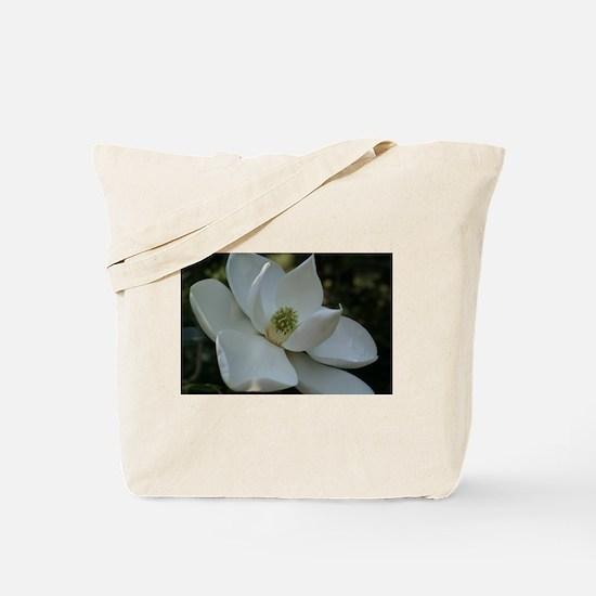 Steel Magnolia Tote Bag