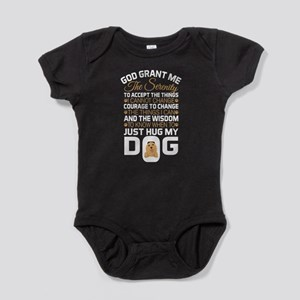 Know When To Just Hug My Dog T Shirt Body Suit